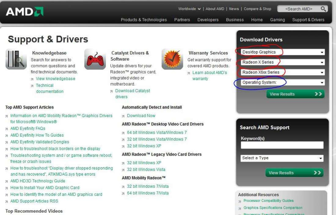 Amd Ethernet Drivers For Windows 7 Download