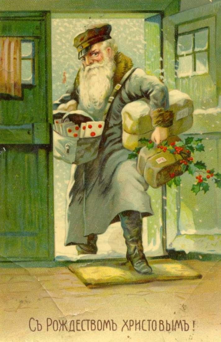 Открытки с рождеством христовым дореволюционные 101