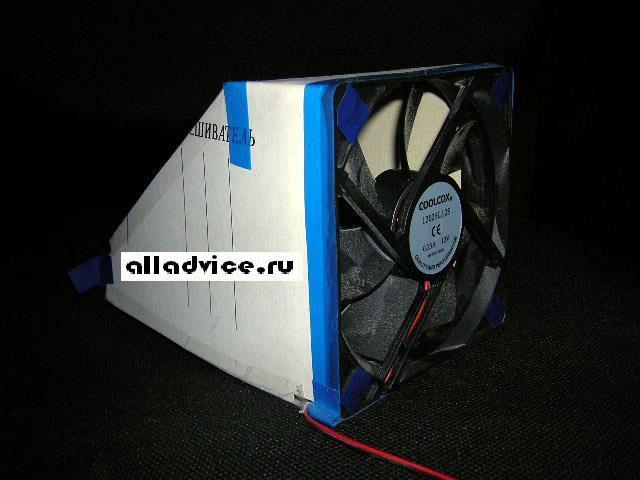 Как сделать вентилятор для ноутбука своими руками 46