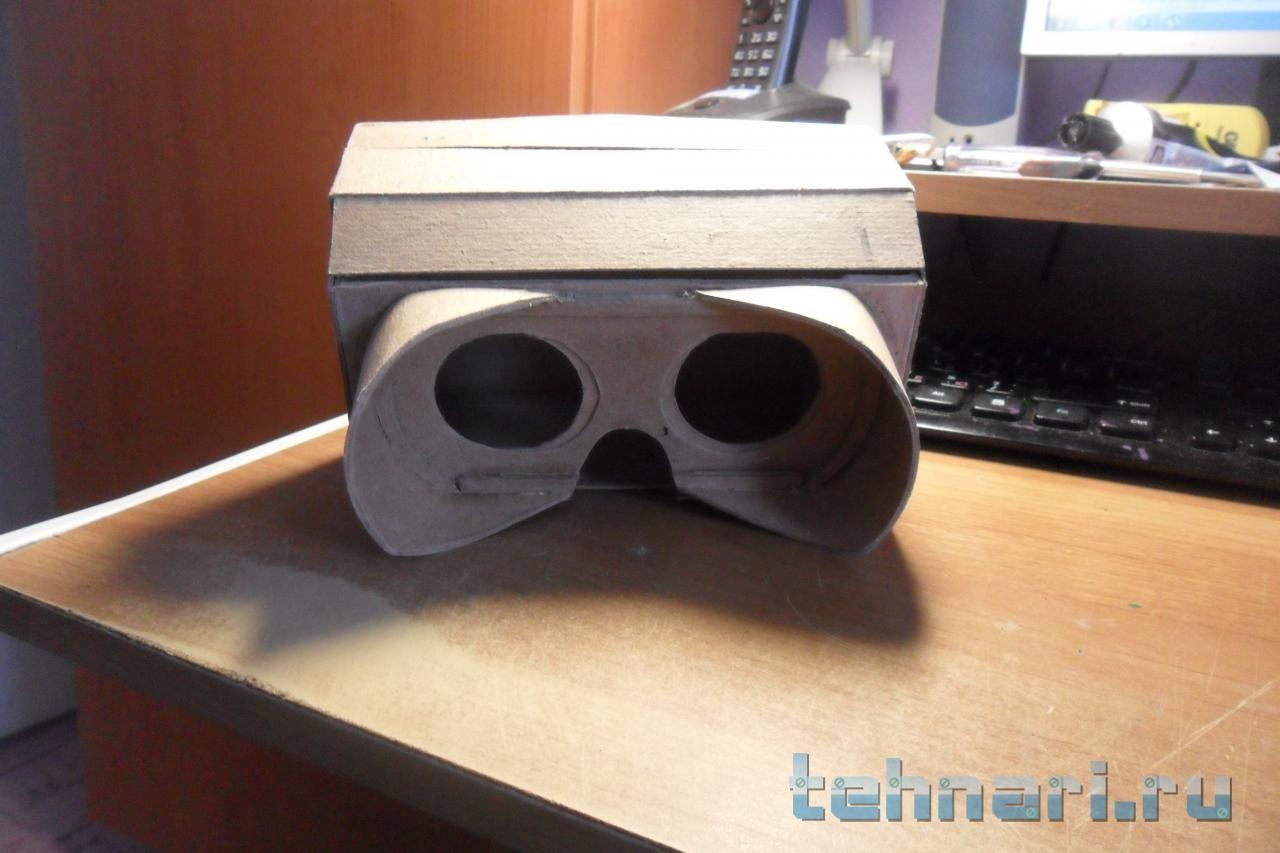 Шлем для виртуальной реальности 56