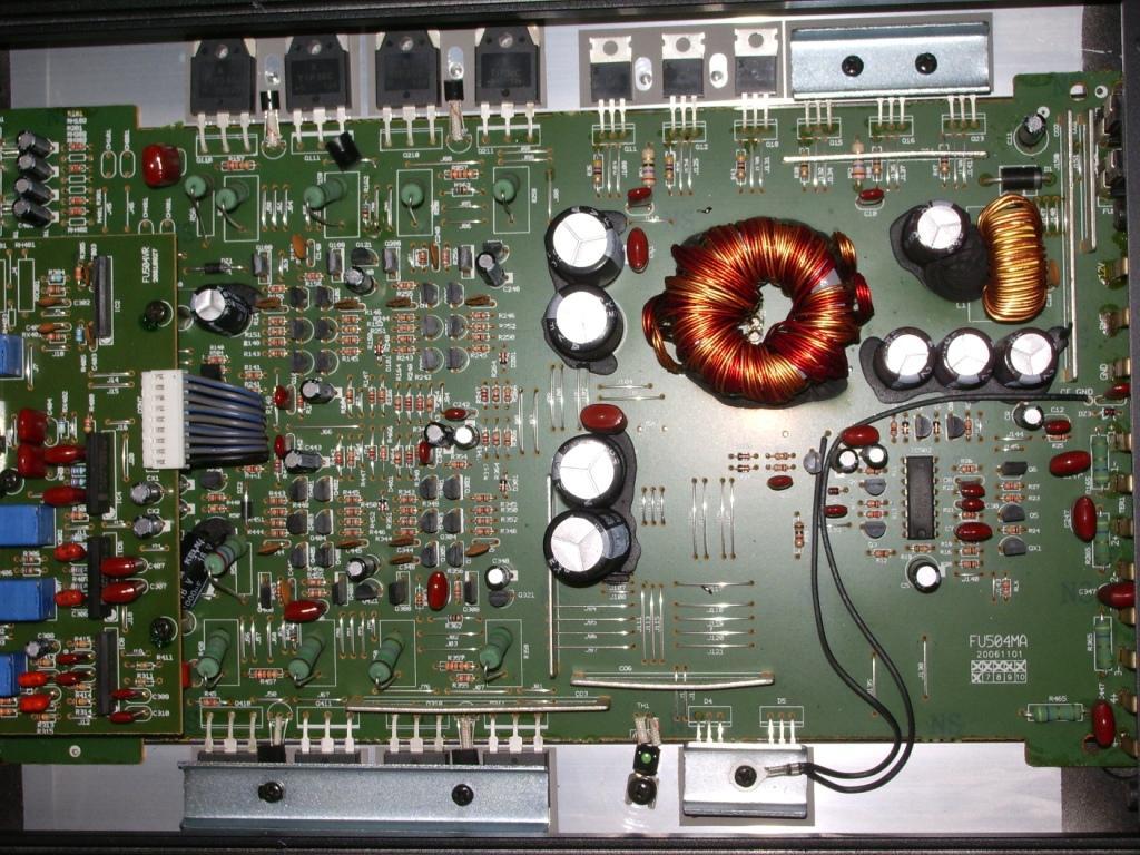 усилитель mystery mk-2.80 схема подключения