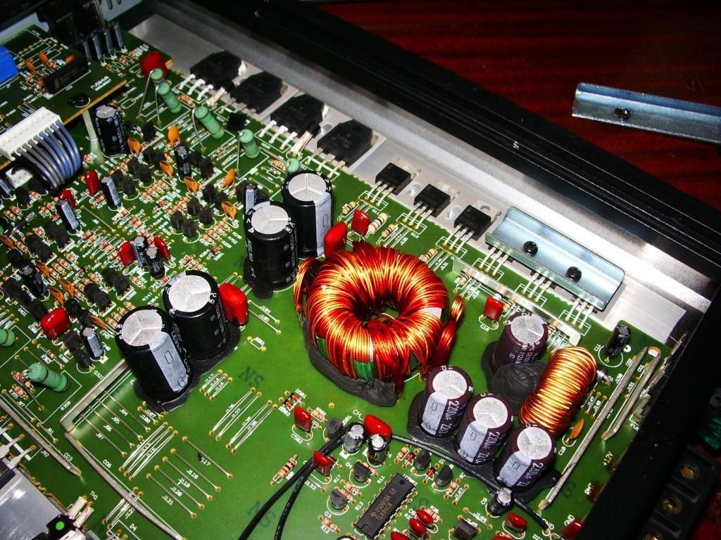 схема подключения усилитель blaupunkt gta 480