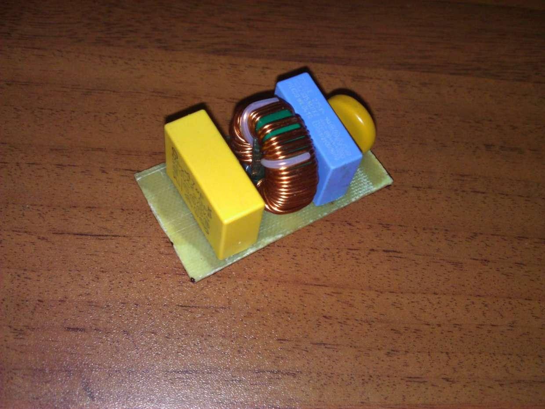 Как сделать сетевой фильтр своими руками 65