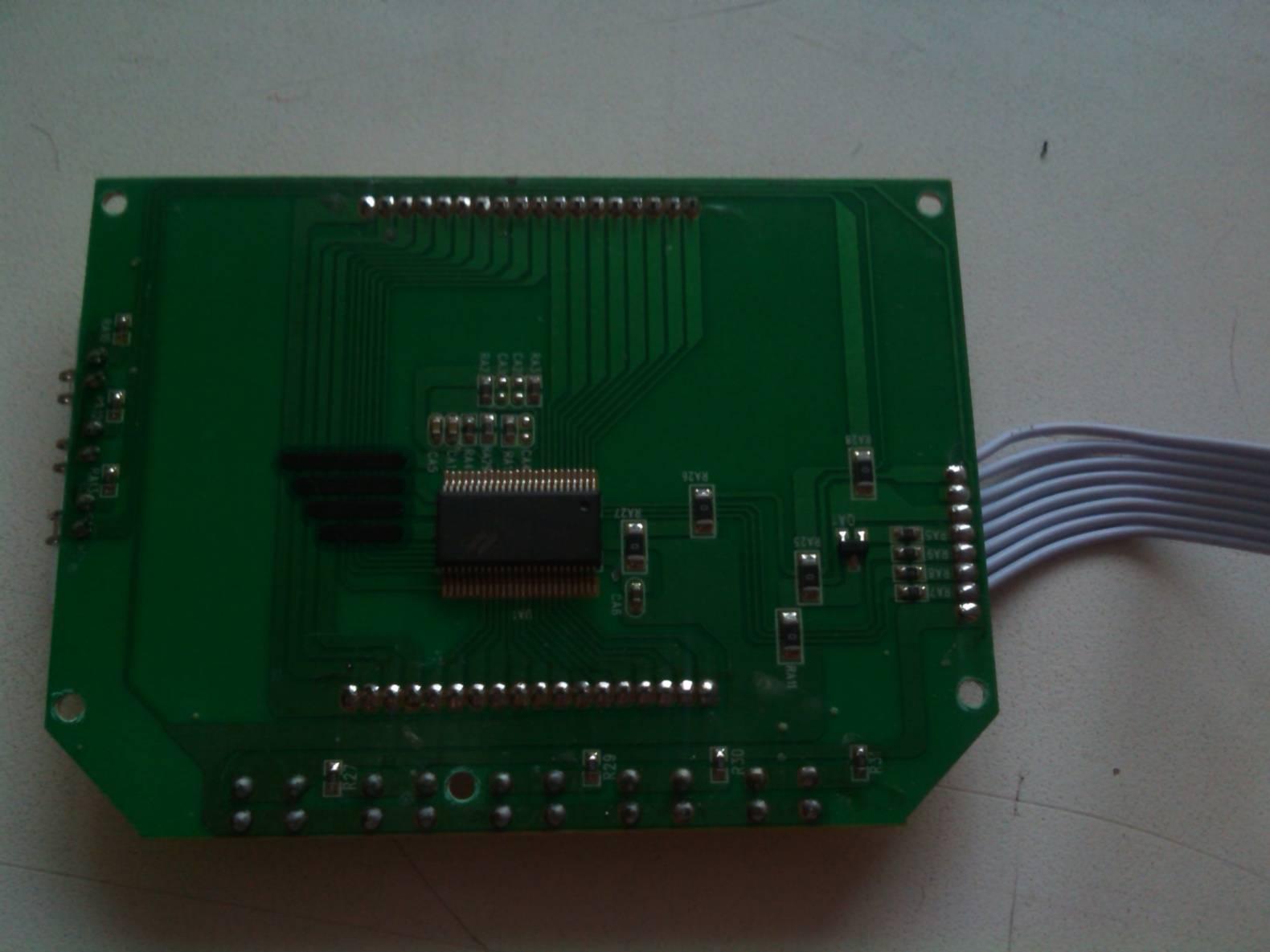 Ht1621 lcd контроллер с организацией памяти 32х4 для работы с.