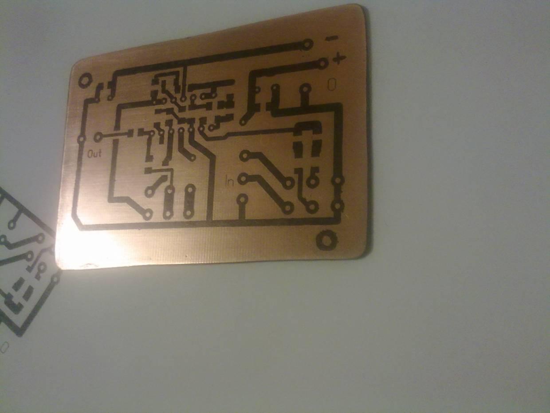 Tl074 Megabass Circuit With Tl072