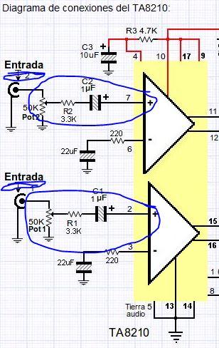 Как сделать aux на elenberg mc 4069m