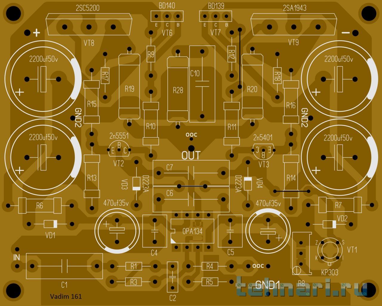 Usiliteli SVCh na polevykh tranzistorakh