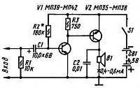 Усилитель своими руками на транзисторах