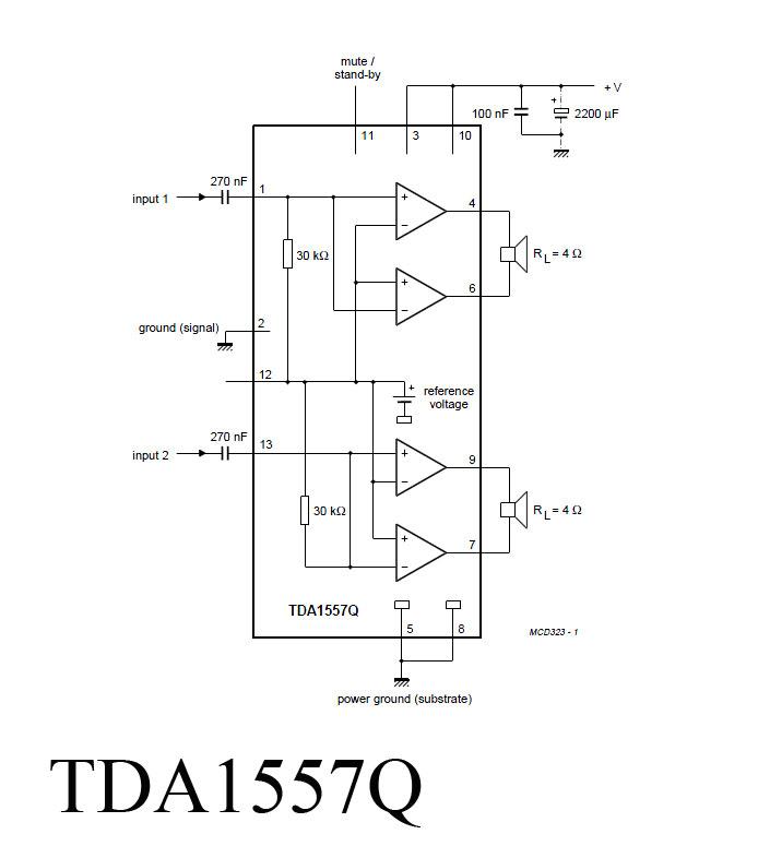 Технический форум - Показать сообщение отдельно - TDA-8571J.