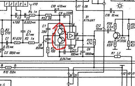 Технический форум - Показать сообщение отдельно - УНЧ на К174УН7.