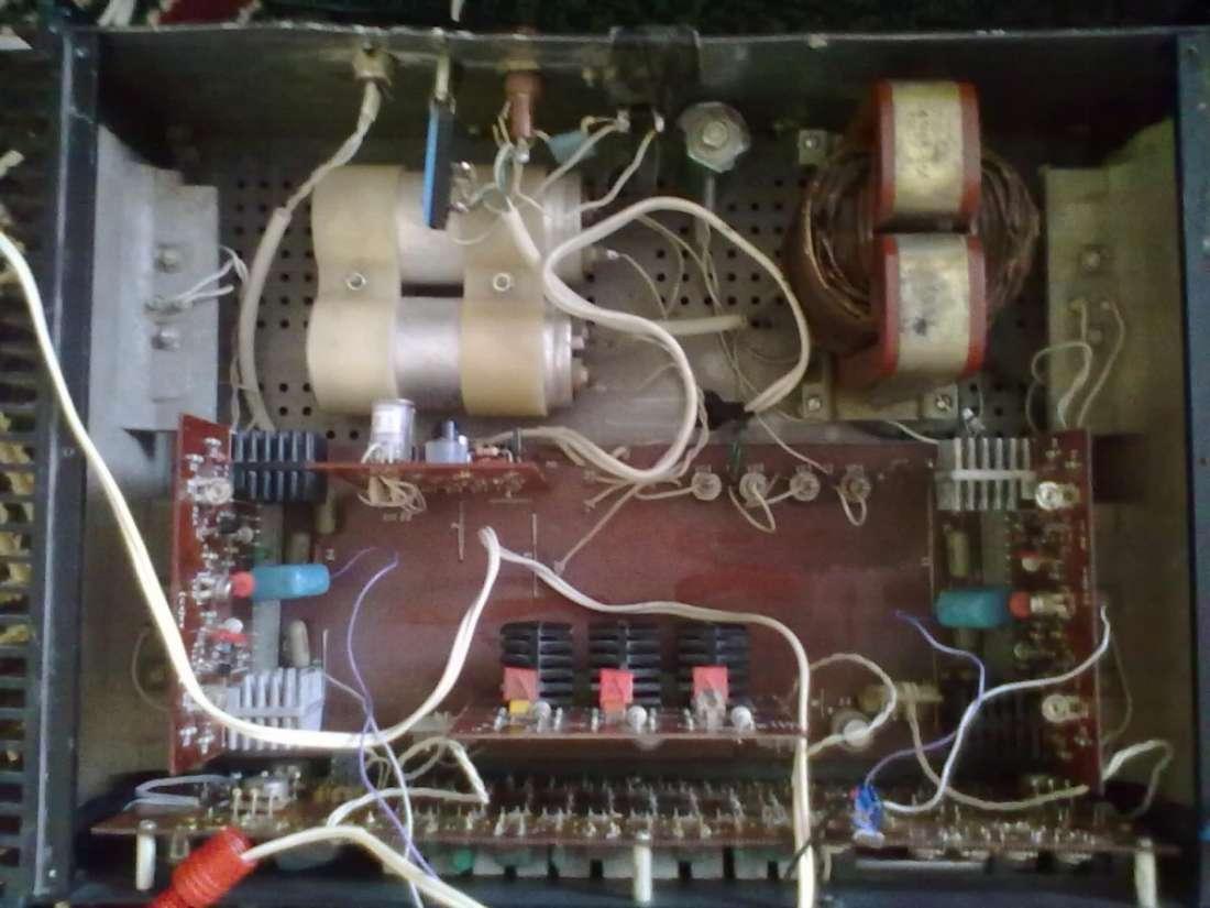 усилителя 2 м50 схема форманта