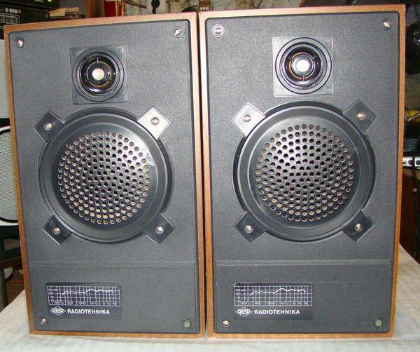 Радиотехнические колонки
