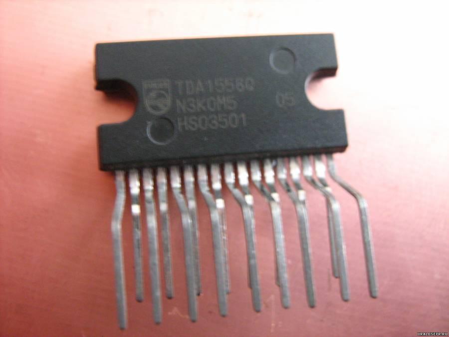 Технический форум - Показать сообщение отдельно - Проблемы с TDA1558Q.