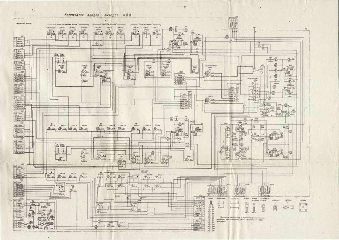 Схему эквалайзера прибой э014с