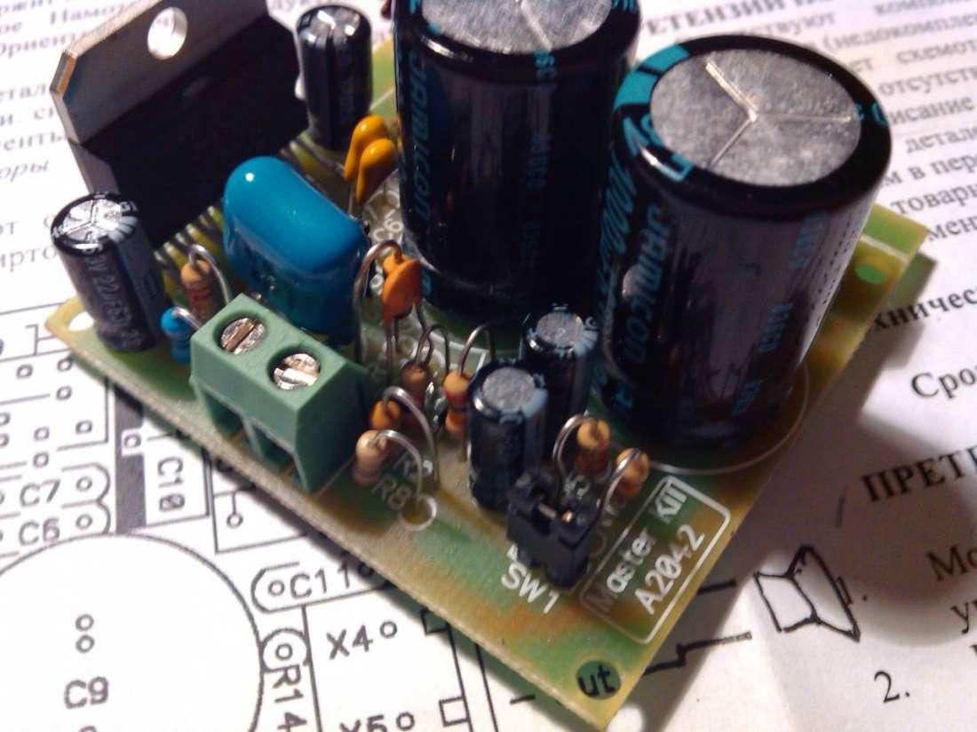 Как из двух конденсаторов сделать один 99