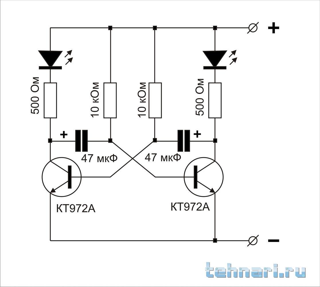 Транзистор в схеме телевизора