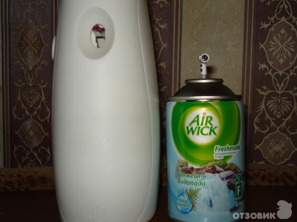 Air wick автоматический ароматизатор воздуха инструкция.