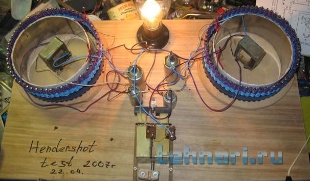 Электрогенератор в домашних условиях инструкция