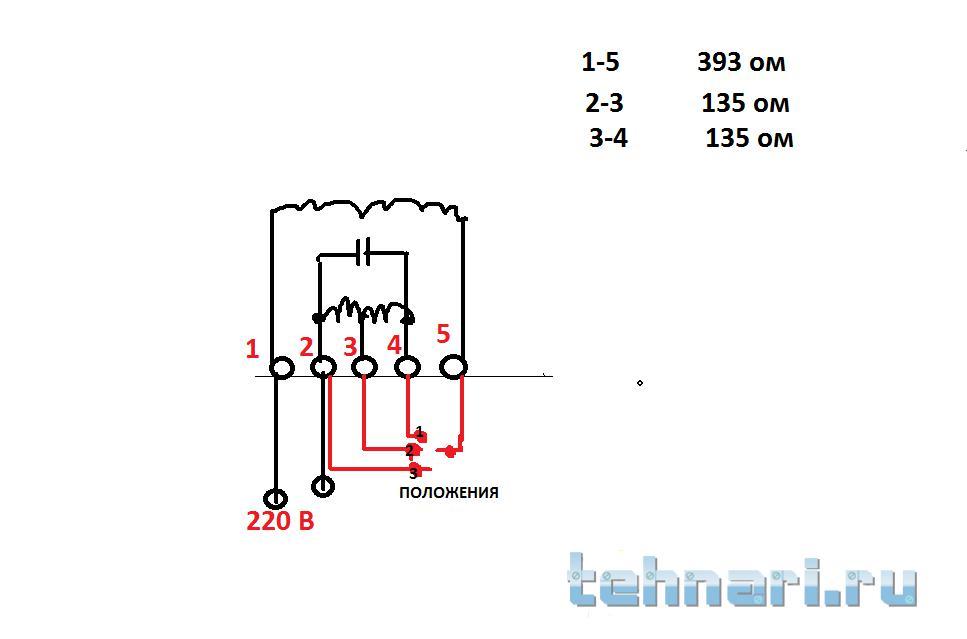 Схема подключения циркуляционного насоса 220в5