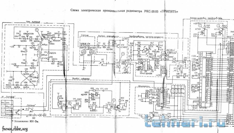 Инструкцию Для Радиометра Припять Ркс 20.03