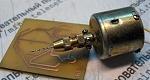 РадиоКот :: Изготовление печатной.  Как изготовить печатную плату с.