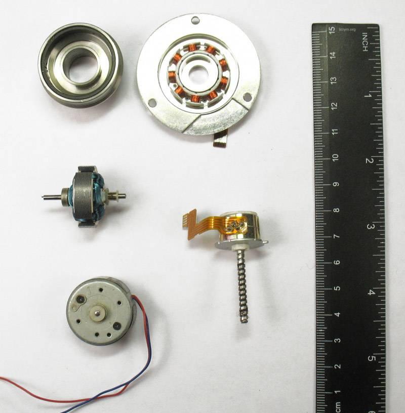 Самодельные двигатели постоянного тока - Самодельные.