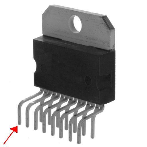 TDA7375А - Для радиолюбителя.