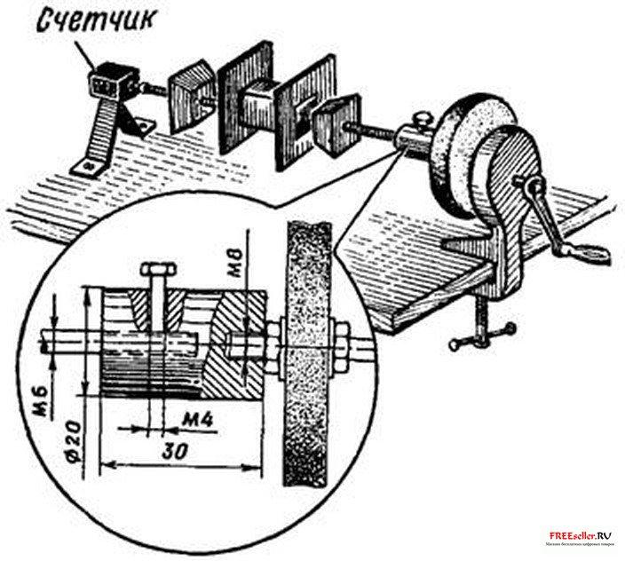 Технический форум - Показать сообщение отдельно - Станки для намотки трансформаторов.