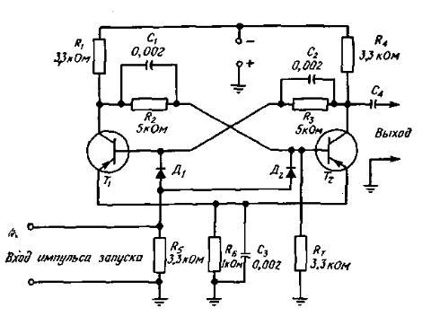 Как включаются транзисторы?