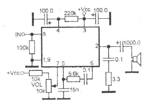 Технический форум - Показать сообщение отдельно - Усилитель на TDA1013A.