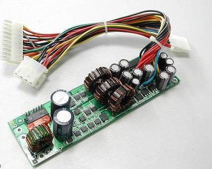 ...input range - Intelligent shutdown controller - ON/OFF motherboard... carpc psu,carputer psu,carpc power supply.