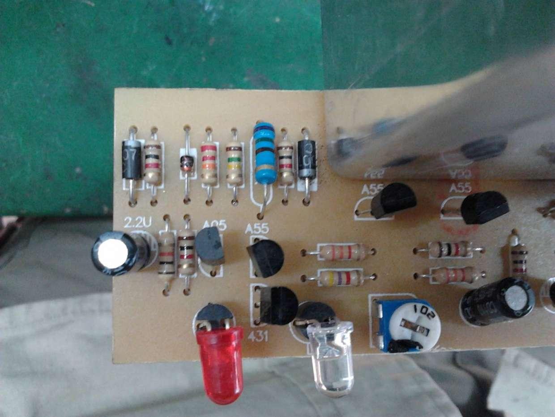 схема пуско - зарядного устройства