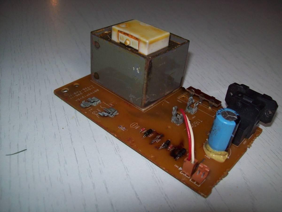 Как с трансформатора сделать блок питания на