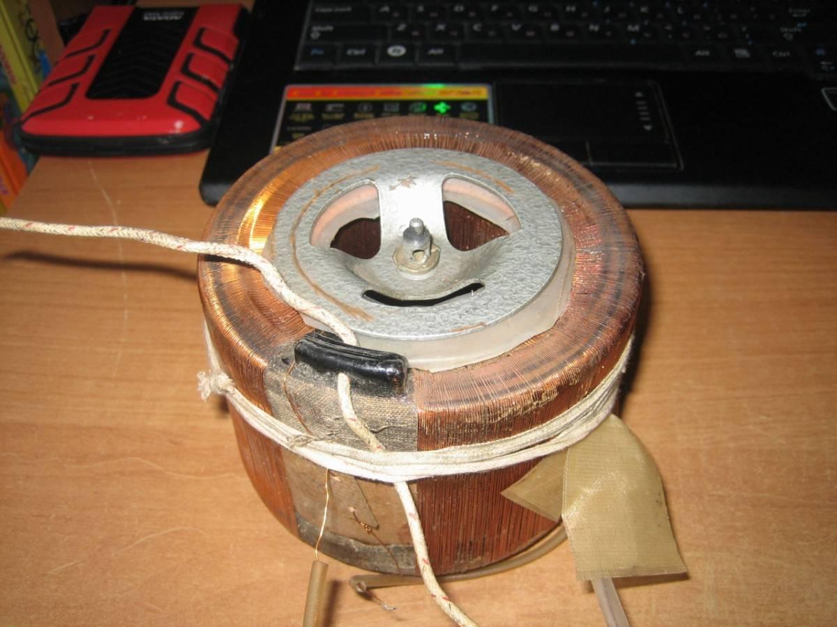 Тороидальный трансформатор своими руками