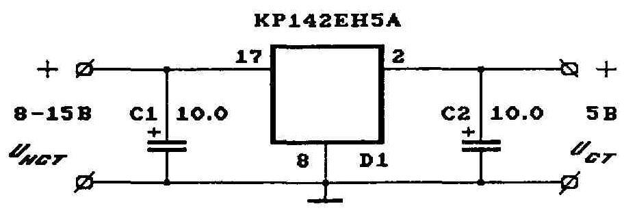 Зарядка для телефона в прикуриватель схема