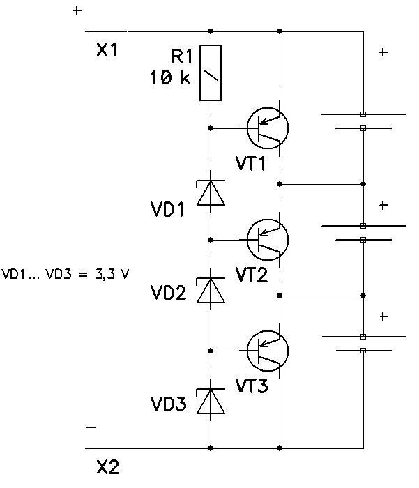 Контроллер заряда 18650 своими руками схема 22