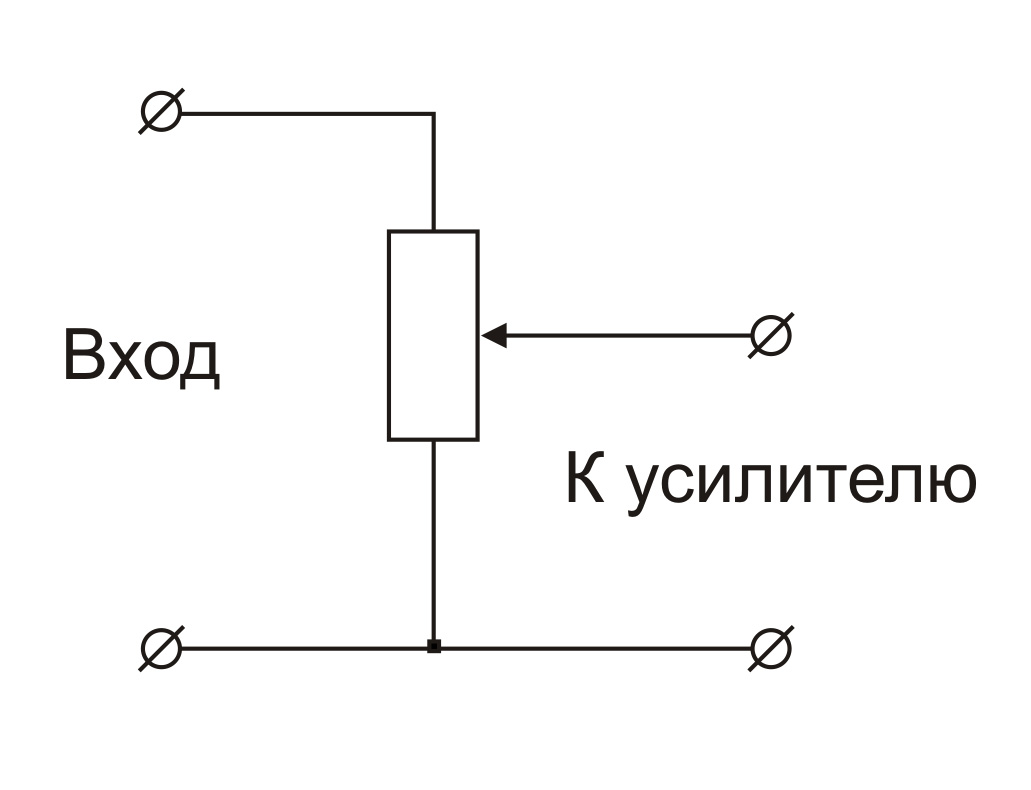 мостовая схема для автоусилителя