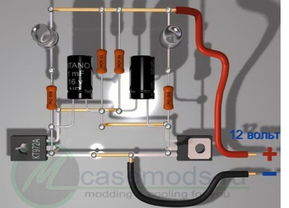Мультивибратор на транзисторах.  Схемы.  Иногда возникает необходимость питать что-нибудь слаботочное от.