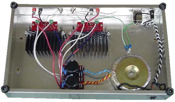 LM3886 Chipamp Wiring.