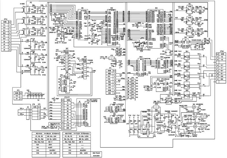 схемы электросхемы nissan.