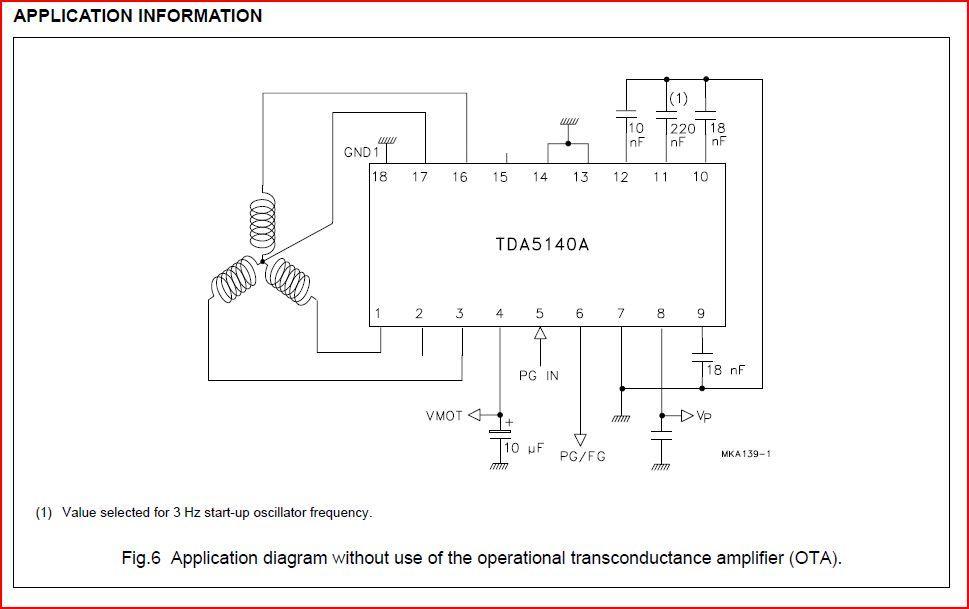 Прикрепленное изображение: tda5140.jpg  Например: микросхемы.  TDA2004. иНапример: микросхемы.  TDA2004. исхема усилителя на микросхеме tda2004