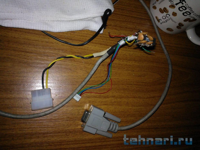 Инженерный кабель как сделать 522