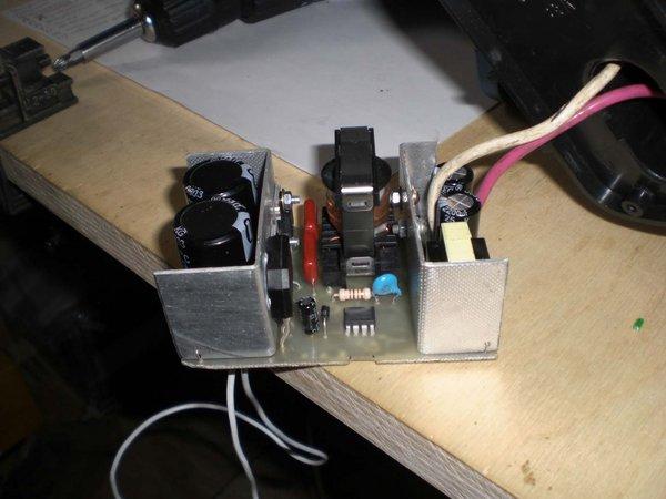Аккумуляторного шуруповерта сделать сетевой : Коллекция иллюстраций