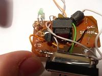 Стробоскоп из фотовспышки мыльницы