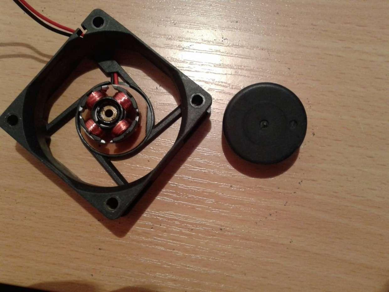 схема часы пропеллер на pic16f628