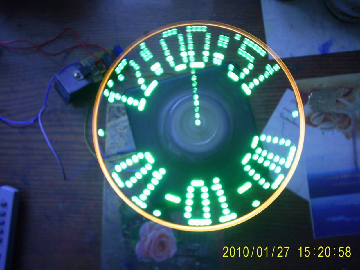 propeller clock thesis The main aim of this project is to develop a device for wireless power transfer from primary transmits to secondary receives power to propeller clock wirelessly.