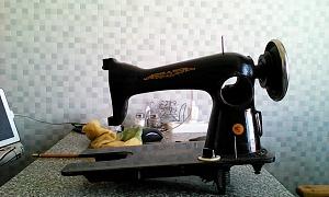 Станок из швейной машинки своими руками 94