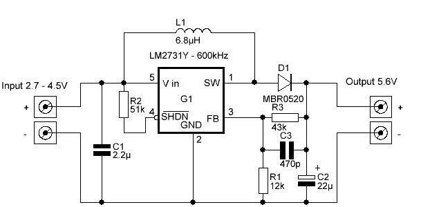 Полевая зарядка для мобильного или КПК.