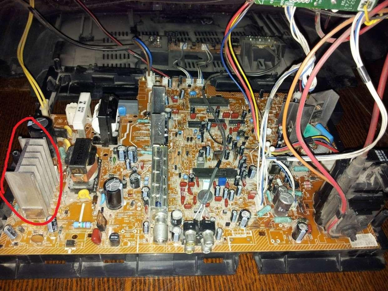Телевизор jvc ремонт своими руками 753