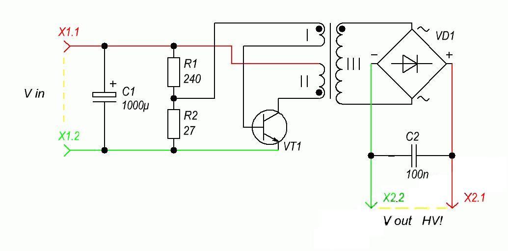 Как сделать блок генератор 889
